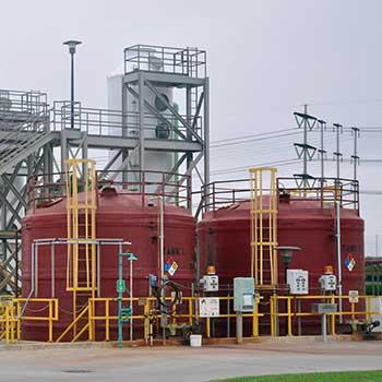 Indústria Química - Biolinear Soluções Ambientais